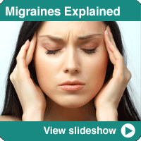 Anatomy of a Migraine