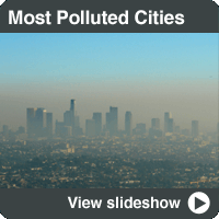 America's Most Polluted Cities
