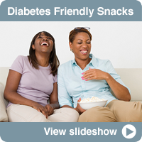 Diabetes-Friendly Snacks