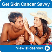 Get Skin Cancer Savvy