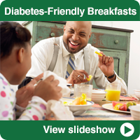 Diabetes-Friendly Breakfasts