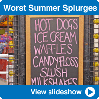 Which Is Worse: Summer Splurges