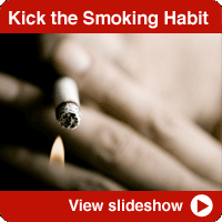 Kick the Smoking Habit