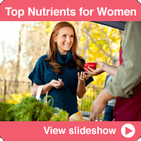 Vitamins, Nutrients and Minerals Every Woman Needs