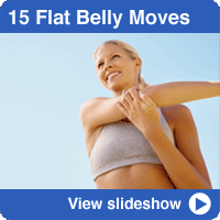 15 Moves to Lose Belly Fat