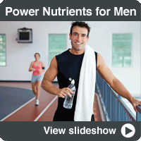 Vitamins, Nutrients and Minerals Every Man Needs