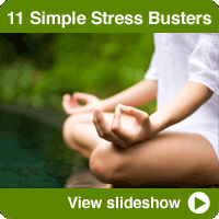 10 Simple Stress Busters