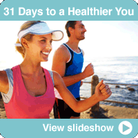 31 Days to a Healthier You