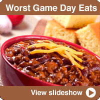 Which Is Worse: Super Bowl Snacks