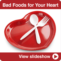 8 Surprisingly Bad Foods for Your Heart