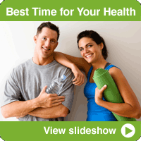 The Best Time for Your Health
