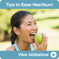 16 Tips to Tame Heartburn