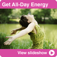 16 Ways to Make Your Energy Soar