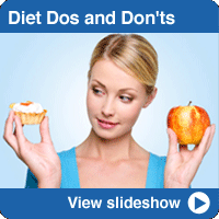 Diet Do's and Don'ts