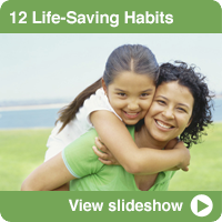 12 Habits That Can Save Your Life