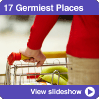 17 Germiest Places