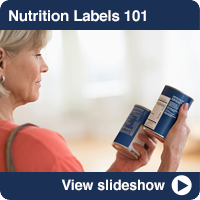Nutrition Labels 101