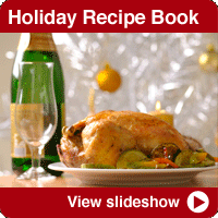 Healthy Holiday Recipe Book