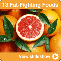 13 Fat-Fighting Foods