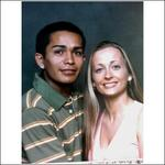 Me & Elmer when we were dating (2005)