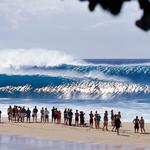 Pipeline North Shore hawaii
