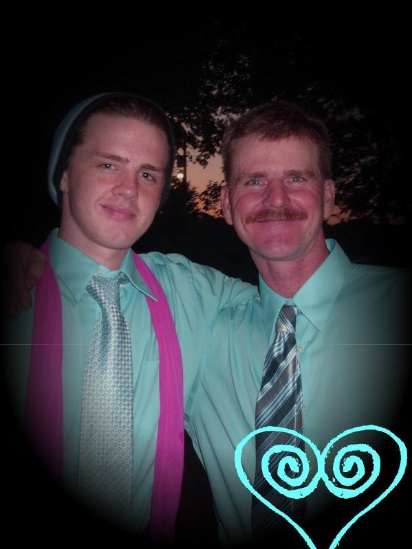 My tow favorite men...