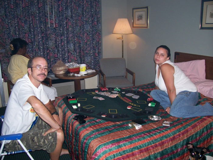 Texas Hold'em anyone?