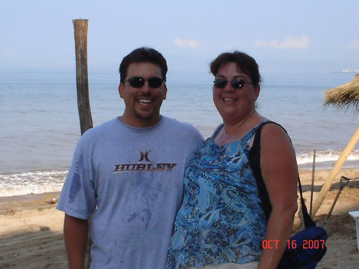 Our 2nd honeymoon for our 15 year anniversary