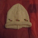 look what i knitted! its on its way to sunworshiper_26 xx