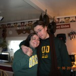 This is my Oldest Daughter and Her Boy Friend.