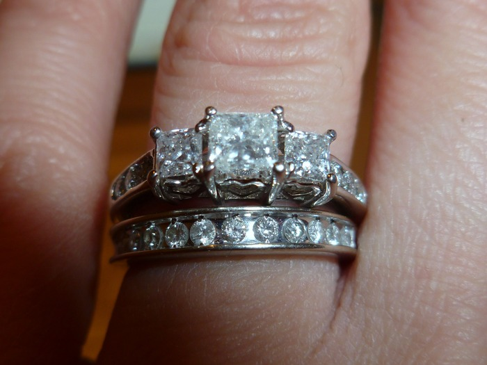Promise and Engagement Rings :D
