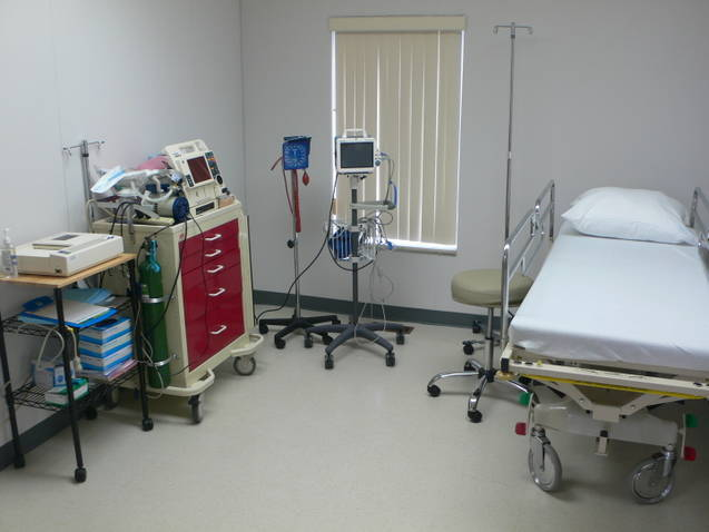 MDS recovery room