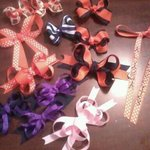Lots and Lots of bows
