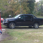"""my Z71 Avie"" w/ old 20s(when out the shop,ill take pic w/ new 22s)"