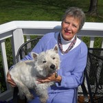 Our Rescue Westie - about 8 years old April 2012 Gone too soon 12-3-2014