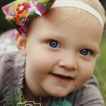 One of Lylas 18 month pics