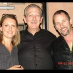 Me and my wife with blues legend Charlie Musselwhite