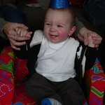 My first birthday