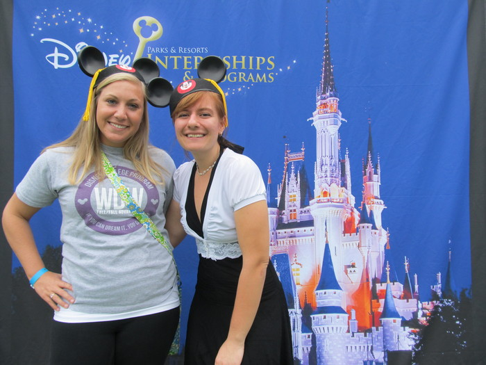 Disney Internship Fall 2011