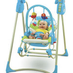 My Lil boys 3in1 Swing