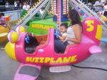 Mommy was to big for this ride!