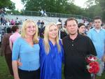 Mom Dad and Manda - Graduation '08
