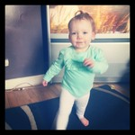 up to date pic of my princess aged 16 month ♥