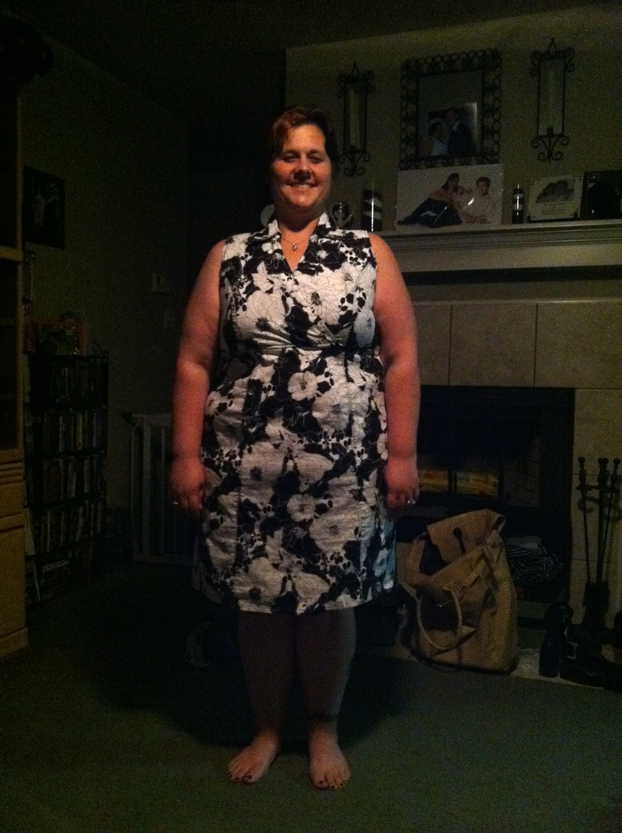 8/16/13 7 months after surgery 100lbs gone, 237lbs