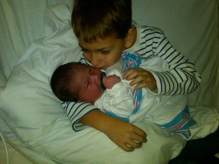 Awesome big brother!