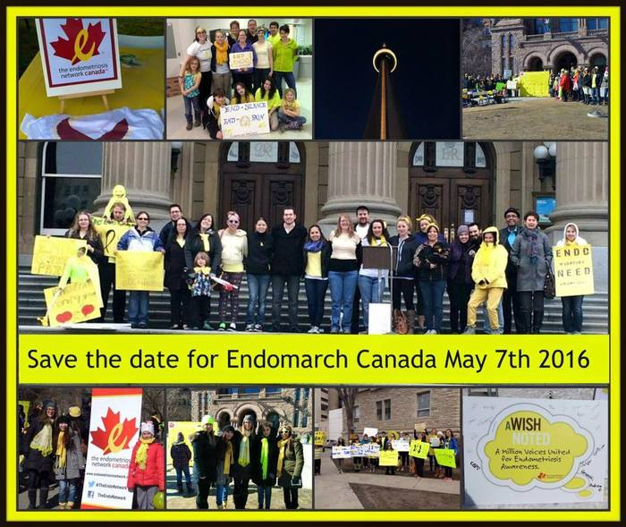Endomarch Canada 2016 May 7th