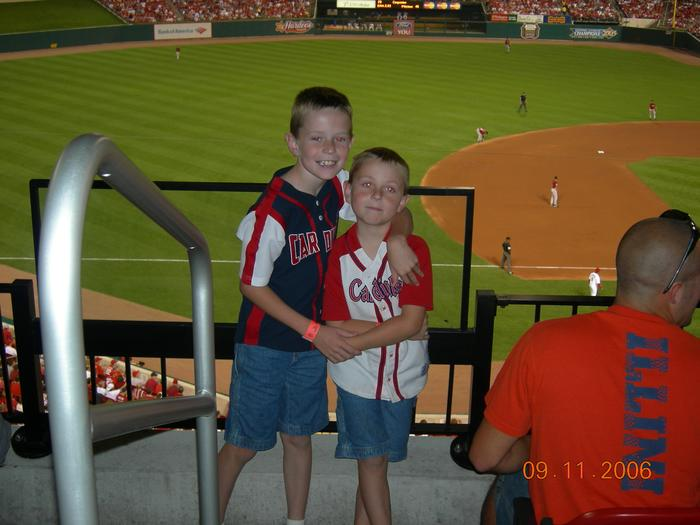 My little Cardinal fans